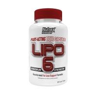 Nutrex Research Lipo-6 (120)