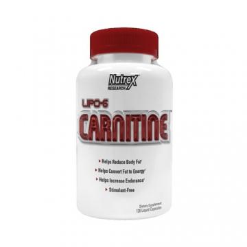 Nutrex Research Lipo-6 Carnitine (60)