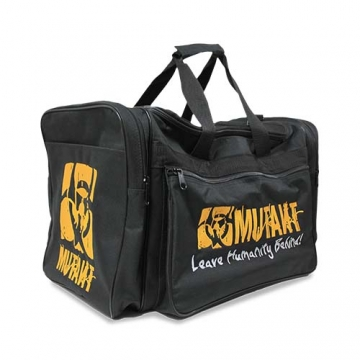 Mutant Sportswear Lift to Kill Gym Bag (Black)