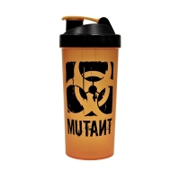 Mutant Sportswear Official Mutant Nation Orange Shaker Cup (1000ml)