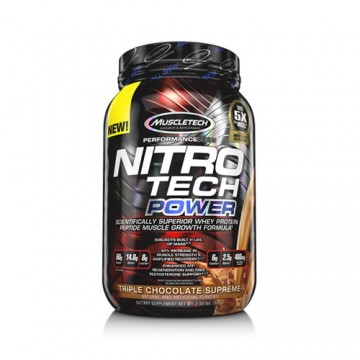 Muscletech Performance Series Nitro-Tech Power (2lbs)