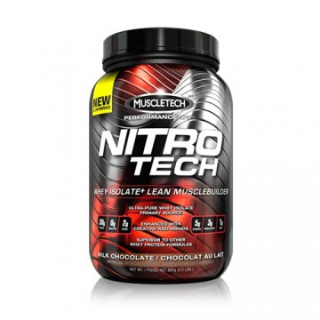 Muscletech Performance Series Nitro-Tech (2lbs)