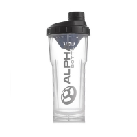 Alpha Bottle Shaker