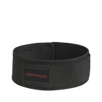 Harbinger 4 Inch Nylon Belt Black