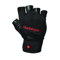 Harbinger Wristwrap Pro Men Gloves Black