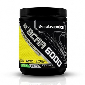 Nutrabolics BCAA 6000 (240g)