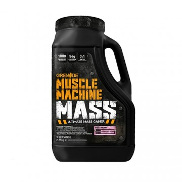 Grenade Muscle Machine Mass (2250g)