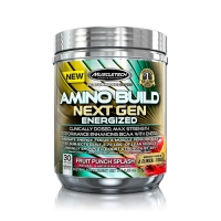Muscletech Performance Series Amino Build Next Gen Energized (30)