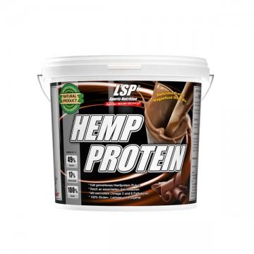 Lsp Hemp Protein (2500g)