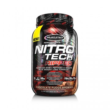 Muscletech Performance Series Nitro-Tech Ripped (2lbs)
