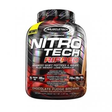 Muscletech Performance Series Nitro-Tech Ripped (4lbs)