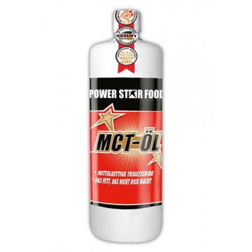 Powerstar Food MCT Öl (1000ml)