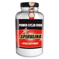 Powerstar Food Spirulina (300)