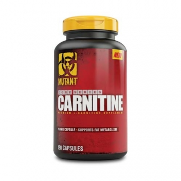 Mutant Mutant Core Series L-Carnitine (120 Caps)