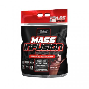 Nutrex Research Mass Infusion Gainer (12lbs)