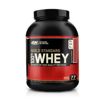 Optimum Nutrition 100% Whey Gold Standard (5lbs)