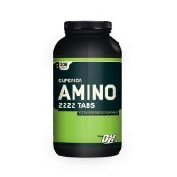 Optimum Nutrition Superior Amino 2222  (320)