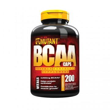 Mutant Mutant BCAA Caps (200)