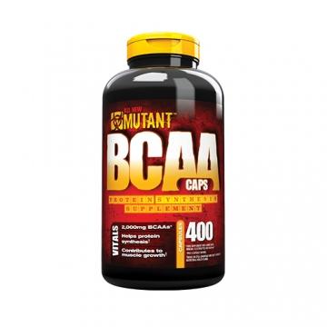 Mutant Mutant BCAA Caps (400)