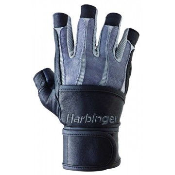 Harbinger Bioform Wristwrap Men Gloves Grey