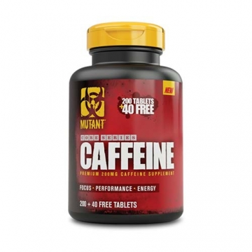 Mutant Core Series Caffeine (240)