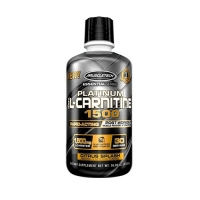 Muscletech Essential Series Platinum 100 % L-Carnitine 1500 (30 serv )