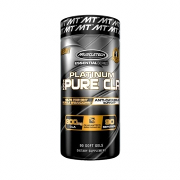 Muscletech Essential Series Platinum Pure CLA (90)