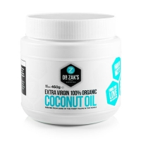 Dr Zaks Extra Virgin 100 % Organic Coconut Oil (460g)