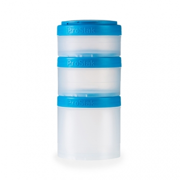 Blender Bottle Pro Stak Expansion Pak Clear (3Pak)