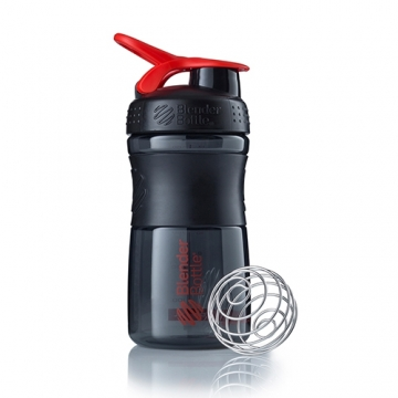 Blender Bottle Sportmixer Black (20oz)