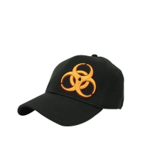 Mutant Sportswear Mutant Modified Biohazard Cap Black