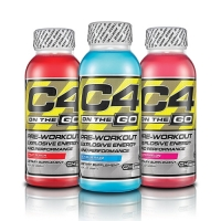 Cellucor C4 On The Go (12x296ml)