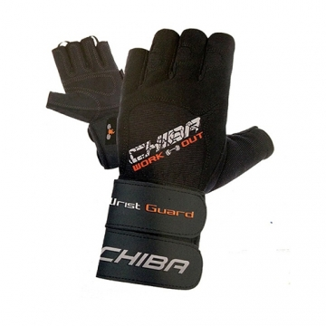 Chiba 40124 Wristguard (Black)