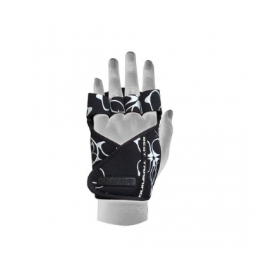 Chiba 40936 Lady Motivation Gloves (Black/White)
