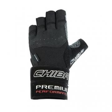 Chiba 42122 Premium Wristguard (Black)