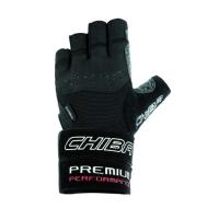 Chiba 42126 Premium Wristguard (Black)