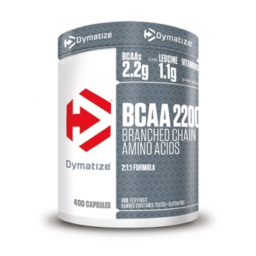 Dymatize BCAA 2200 Caps (400)
