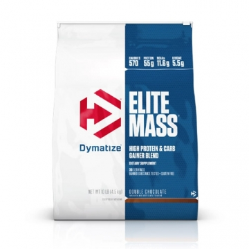 Dymatize Elite Mass (10lbs)