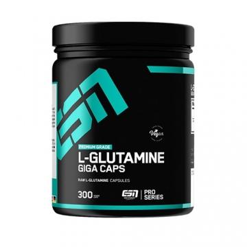 Esn L-Glutamine Giga Caps (300)