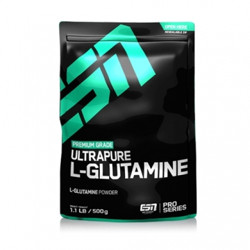 Esn Ultra Pure L-Glutamine (500g)