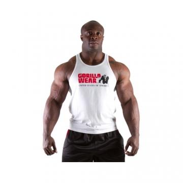 Gorilla Wear Classic Tank Top (Pure White)