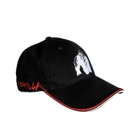 Gorilla Wear Core Cap (Black)