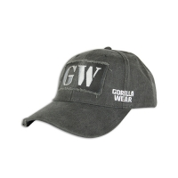 Gorilla Wear GW Washed Cap (Gray)
