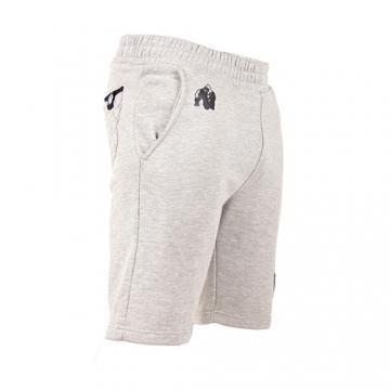Gorilla Wear Los Angeles Sweat Shorts (Gray)