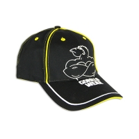 Gorilla Wear Muscle Monkey Cap (Black/Yellow)