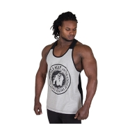Gorilla Wear Roswell Tank Top (Gray/Black)
