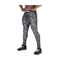 Gorilla Wear San Jose Tights (Black/Gray)