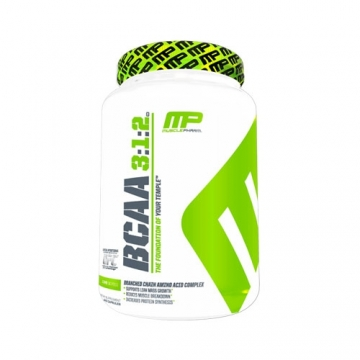 Musclepharm BCAA 3:1:2 Capsules (240)