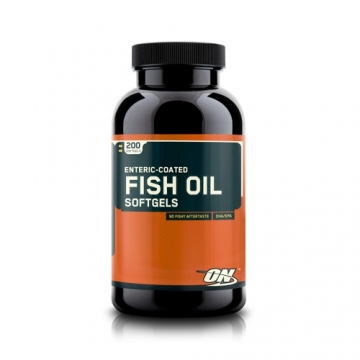 Optimum Nutrition Enteric Coated Fish Oil (200)
