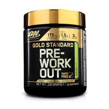 Optimum Nutrition Gold Standard Pre-Work Out (330g)
